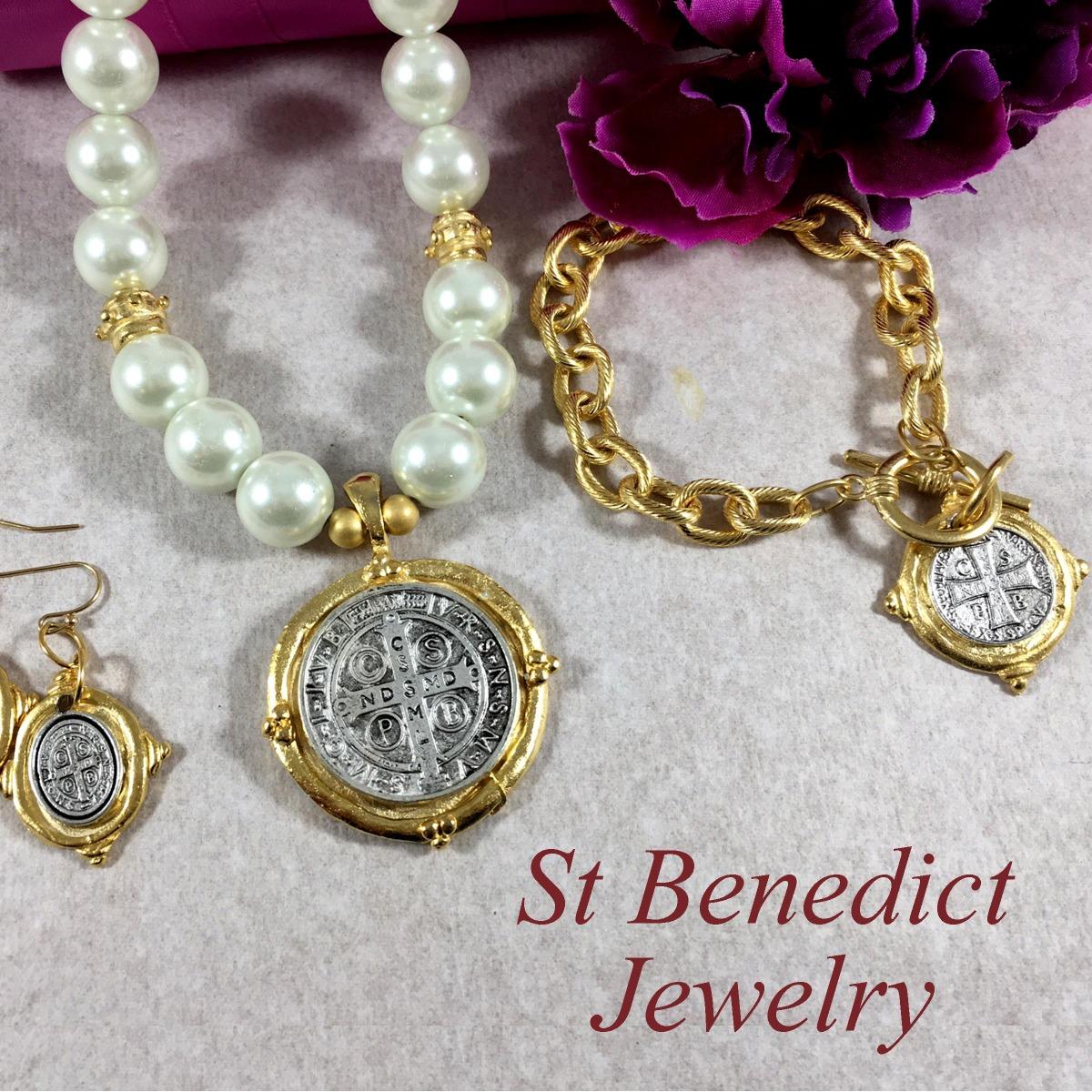 St Benedict Jewelry