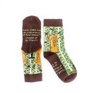 Saint Francis Socks for Kids