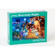 Heavenly Night Puzzle 100pcs