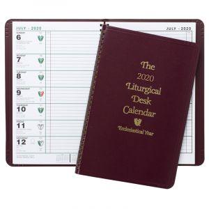2020 Liturgical Desk Calendar
