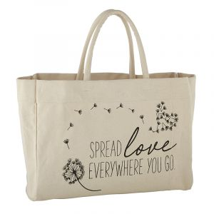 'Spread Love' Tote Bag