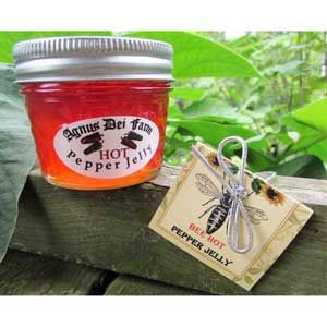 Country Style Pepper Jelly - Small