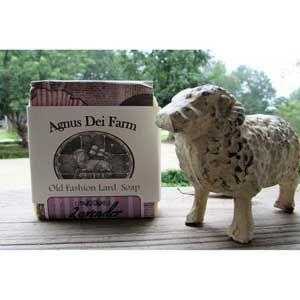 Old-Fashioned Lard Soap Seasonal Fragrance