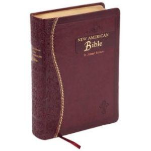 St. Joseph NAB Gift Edition - Burgundy