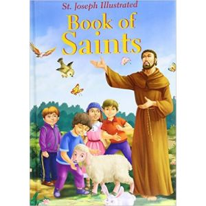 Book of Illustrated Saints