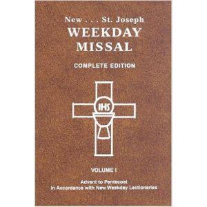 St. Joseph Weekday Missal #1