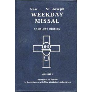 St Joseph Weekday Missal #2 LP