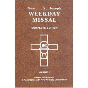 St Joseph Weekday Missal #1 LP