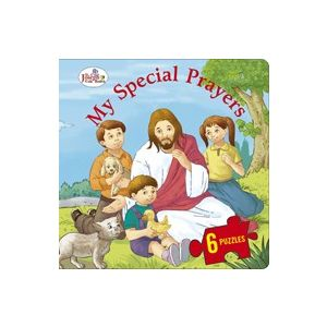 My Special Prayers Puzzle Book