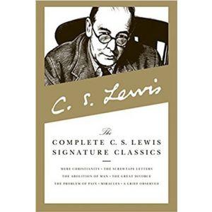 Complete CS Lewis Classics