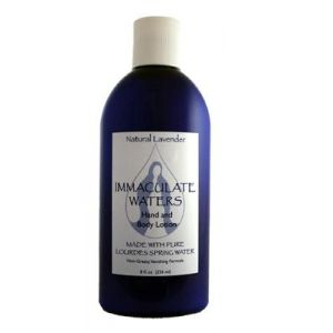 ACM161 Lourdes Water Lotion- Lavender