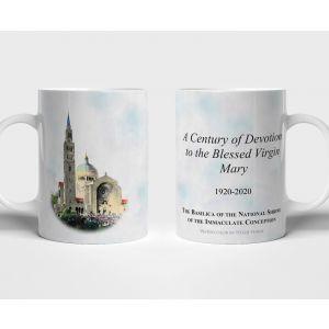 A Century of Devotion Anniversary Mug