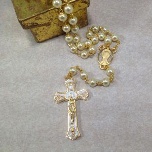 701 Pearl Holy Mass Rosary