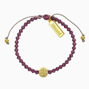 Birthday Blessing Bracelet - February