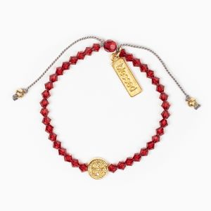 Birthday Blessing Bracelet - July