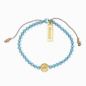 Birthday Blessing Bracelet - March