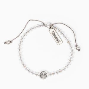 Birthday Blessing Bracelet - April