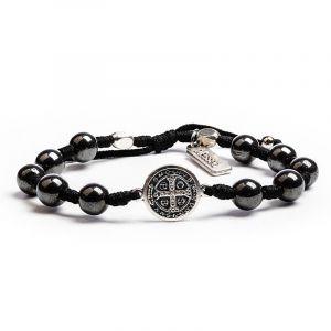 Fearless Cross Mens Bracelet