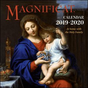 Magnificat 2020 Wall Calendar