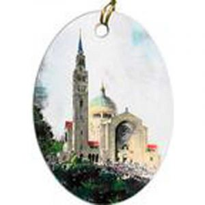 Jubilee Water Color Tree Ornament