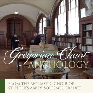 Gregorian Chant Anthology CD - Choir of Solesmes