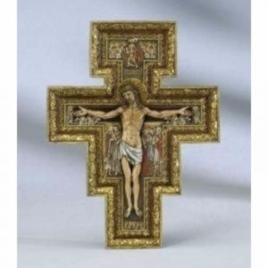 San Damiano Cross - 18""