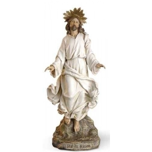 "Risen Christ 12"""