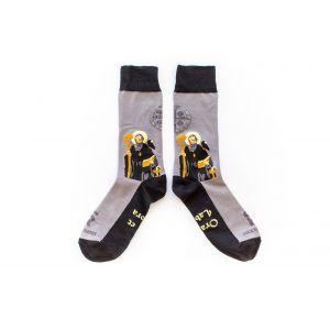 St. Benedict Socks