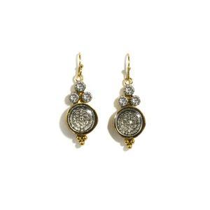 St Benedict Cloister Earrings
