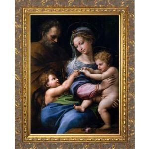 Madonna della Rosa 12x16