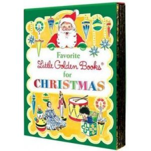Favorite Little Golden Book Christmas Boxed Set