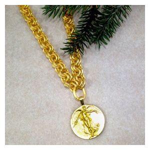 Angel Link Necklace