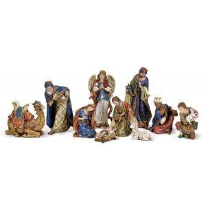 ACM15 10 Piece Nativity Set
