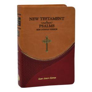 New Testament & Psalms - New Catholic Version
