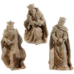 """3 piece Wisemen 15"""""""