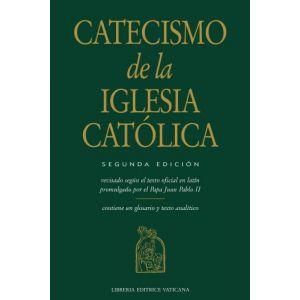 Catecismo de la Iglesia Católica - Segunda Edicion