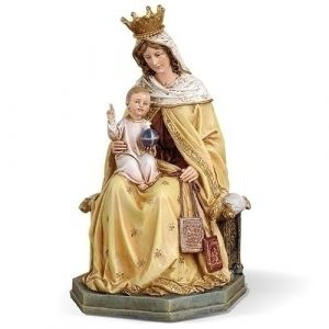 """Our Lady of Mount Carmel 8"""""""