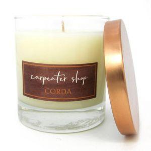 St Joseph Carpenter Shop Candle