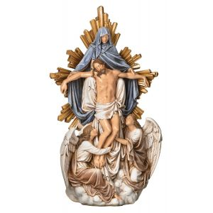Jesus & His Sorrowful Mother Statue