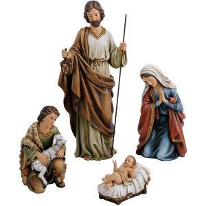 Holy Family with Shepherd Set