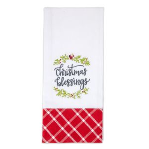 Christmas Blessings Towel