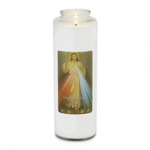 776 Divine Mercy Candle