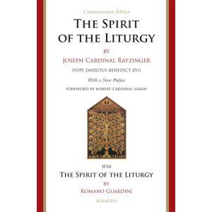 The Spirit of the Liturgy (Commemorative Edition)