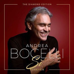 Si Diamond Edition CD- Andrea Bocelli