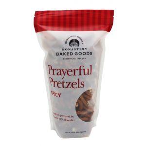 Spicy Prayerful Pretzels