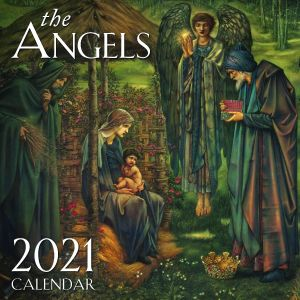 2021 The Angels Wall Calendar