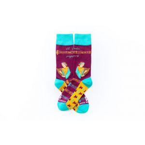 Saint Ceclia Socks