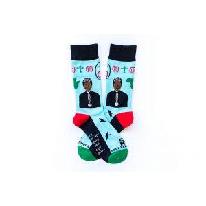 Saint Bakhita Socks