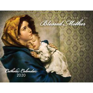2020 Blessed Mother Calendar