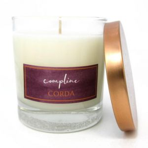 Compline Night Prayer Candle